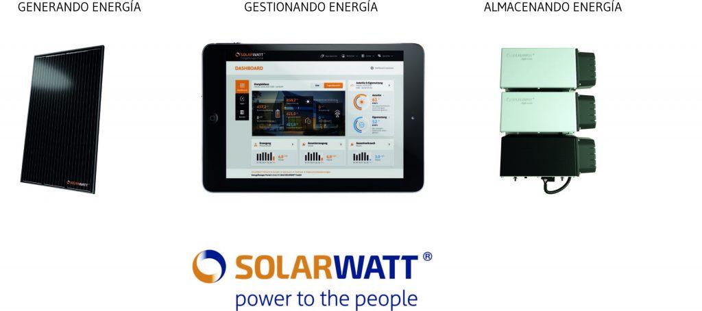 servicio oficial solarwatt
